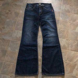 Silver Manori Jeans